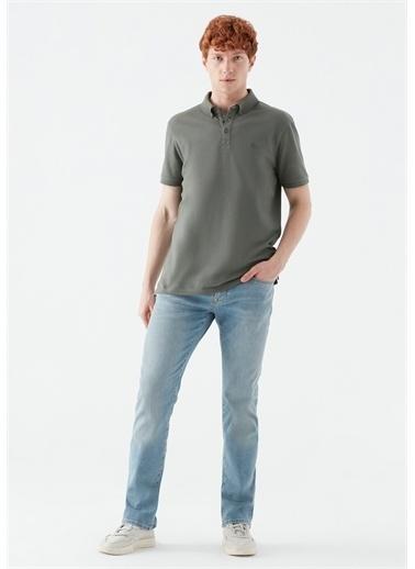 Mavi Martin Mavi Premium Zımparalı Jean Pantolon Mavi